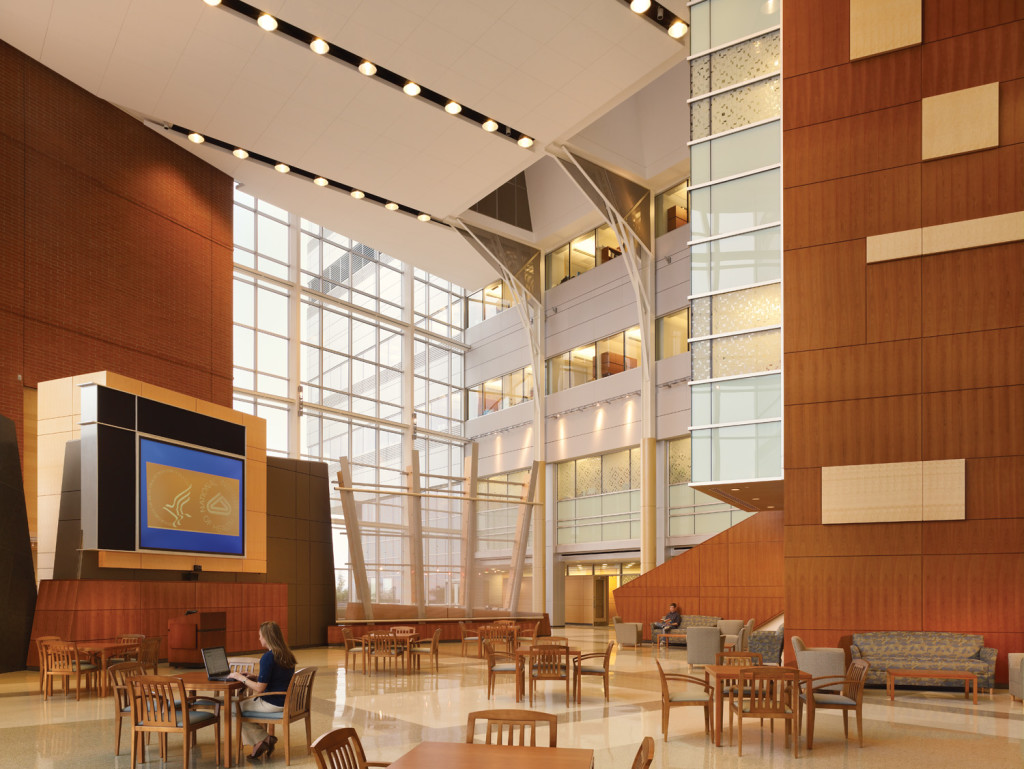 Hospital Interior Construction | C J  Coakley Co , Inc